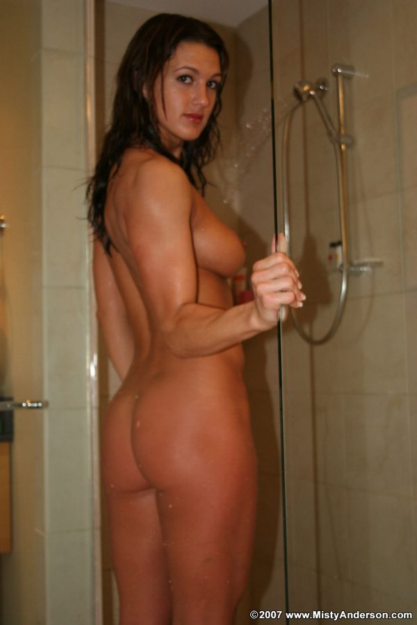 fucked in the shower